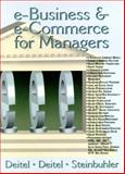 E-Business and E-Commerce for Managers 9780130323644