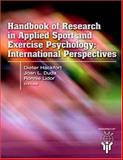 Handbook of Research in Applied Sport and Exercise Psychology 9781885693648