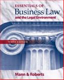 Essentials of Business Law and the Legan Environment 9780324593662