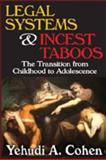 Legal Systems and Incest Taboos 9780202363677