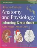 Ross and Wilson's Anatomy and Physiology Colouring and Workbook 9780443103681