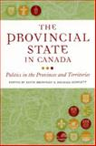 The Provincial State in Canada 9781551113685