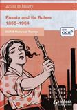 Russia and Its Rulers, 1855-1964 9780340983706