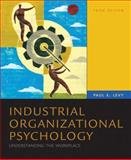 Industrial/Organizational Psychology 9781429223706