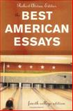 The Best American Essays 9780618333707