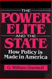 The Power Elite and the State 9780202303734