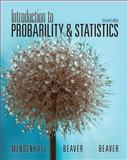 Introduction to Probability and Statistics 9781133103752