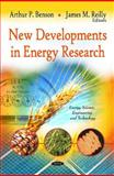 New Developments in Energy Research 9781613243763
