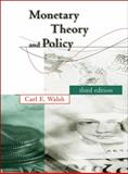 Monetary Theory and Policy 3rd Edition