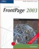New Perspectives on FrontPage 2003 9780619213787