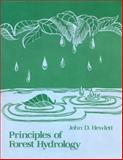 Principles of Forest Hydrology 9780820323800