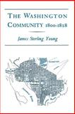 The Washington Community, 1800-1828