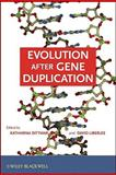 Evolution after Gene Duplication 9780470593820