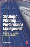 Strategic Planning and Performance Management 9780750663830