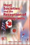 Host Society and the Reception of Immigrants 9780970283832