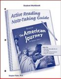 The American Journey to World War 1, Active Reading Note-Taking Guide Student Workbook 9780078703843