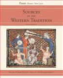 Sources of the Western Tradition 6th Edition