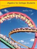 Algebra for College Students 7th Edition