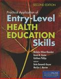 Practical Application of Entry-Level Health Education Skills 2nd Edition