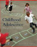 Childhood and Adolescence 9780495503903