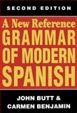 A New Reference Grammar of Modern Spanish 9780340583906