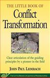 The Little Book of Conflict Transformation