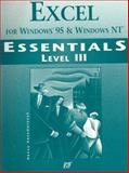 Excel for Windows 95 9781575763934