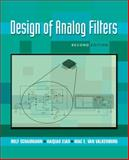 Design of Analog Filters 2nd Edition