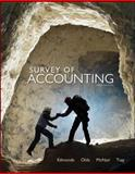 Survey of Accounting with Connect Plus 3rd Edition