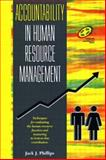 Accountability in Human Resource Management 9780884153962