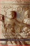 Collected Papers on Latin Poetry 9780199203963