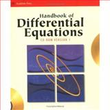 Handbook of Differential Equations 9780127843971