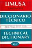 Garcia Diaz English-Spanish Technical Dictionary 9789681853976