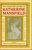The Collected Letters of Katherine Mansfield 1922-1923 9780198183990