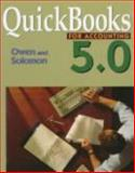Using QuickBooks 5.0 for Accounting 9780324004021