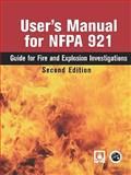 User's Manual for NFPA 921 9780763744021