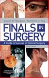 Finals in Surgery 9780443104060