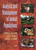 Analysis and Management of Animal Populations 9780127544069