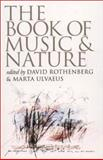 The Book of Music and Nature 9780819564085