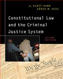 Constitutional Law and the Criminal Justice System 9780534594091