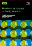 Handbook of Research on Family Business 9781845424107