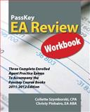 PassKey EA Review Workbook, Three Complete Enrolled Agent Practice Exams 2011-2012 9781935664123