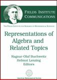Representations of Algebras and Related Topics 9780821834152