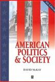American Politics and Society 9780631224167