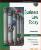 Business Law Today, the Essentials 5th Edition