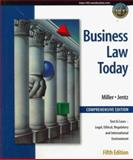Business Law Today, Comprehensive Edition 9780324004175