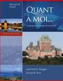 Quant a Moi... 5th Edition