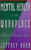 Mental Health in the Workplace 9780471284185