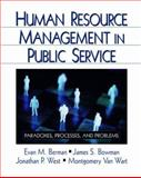 Human Resource Management in Public Service 2nd Edition