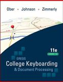 Gregg College Keyboarding & Document Processing; Lessons 1-20 text 11th Edition